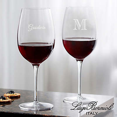 Luigi Bormioli® Red Wine Glass