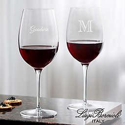 Luigi Bormioli® Red Wine Glass