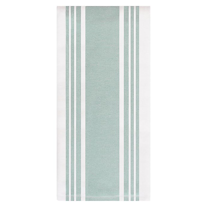 Alternate image 1 for All-Clad Striped Dual Kitchen Towels