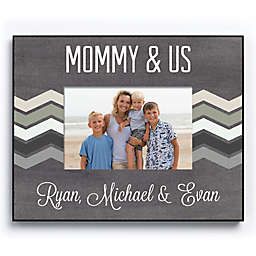 For Her 4-Inch x 6-Inch Picture Frame in Gray