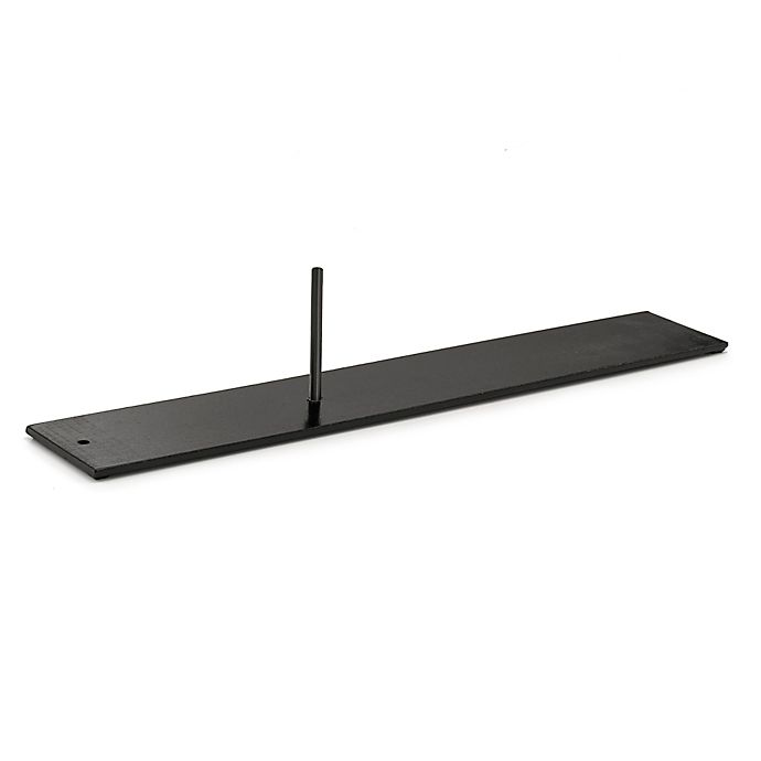 Alternate image 1 for Good Directions Americana Weathervane Mantel Base in Black