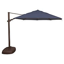 SimplyShade™ Fiji 11.5-Foot Octagon Cantilever Umbrella in Sunbrella® Fabric