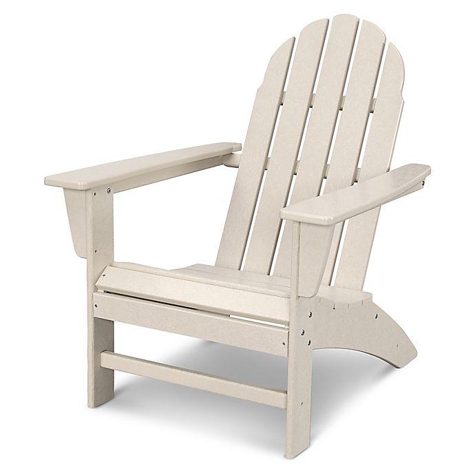 Alternate image 1 for POLYWOOD® Vineyard Adirondack Chair