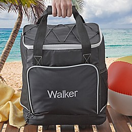 You Name It Rolling Cooler Bag