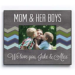 For Her 4-Inch x 6-Inch Picture Frame in Blue