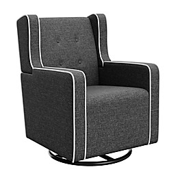 Graco Tufted Remi Swivel Glider