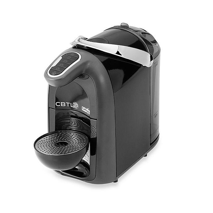 Alternate image 1 for The Coffee Bean and Tea Leaf® CBTL™ Single Serve Beverage Machine