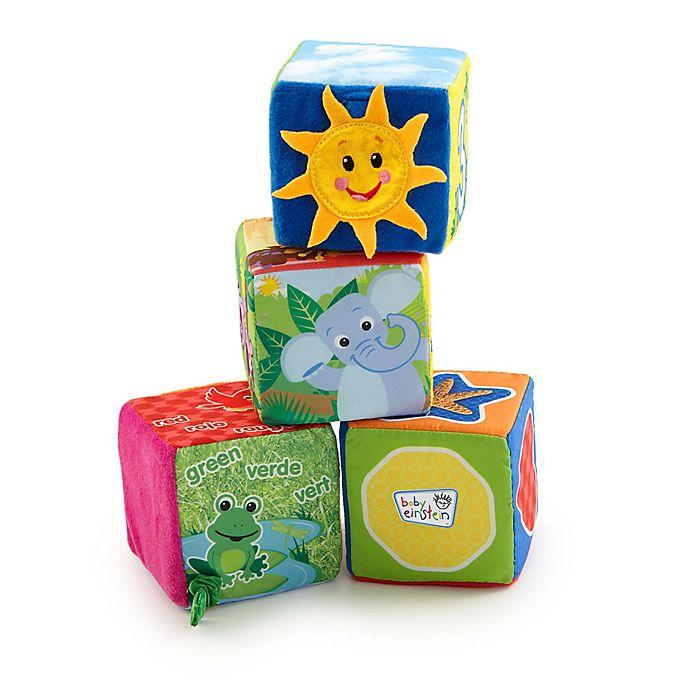 Alternate image 1 for Baby Einstein™ Explore & Discover Soft Blocks™