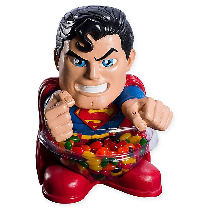 Alternate image 1 for DC Comics® Superman Candy Bowl