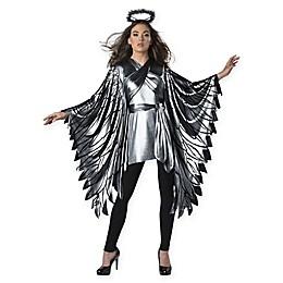 Fallen Angel Women's Halloween Poncho Costume