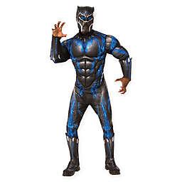 Marvel Black Panther Movie 3-Piece Multicolor Black Panther Battle Costume