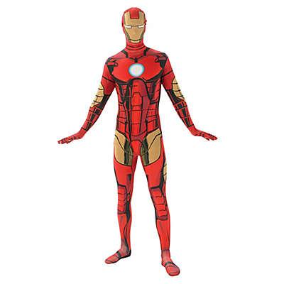 Marvel® Men's Iron Man Second Skin Costume