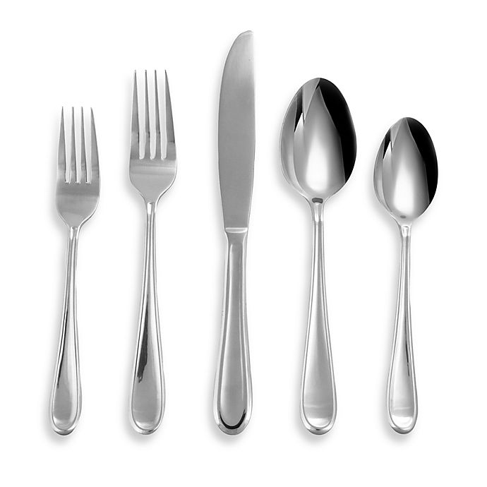 Alternate image 1 for Hampton Forge Clark 20-Piece Flatware Set