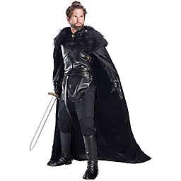Dragon Knight Adult Halloween Costume in Black