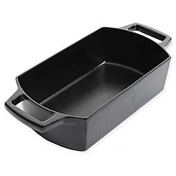 Artisanal Kitchen Supply® Cast Iron 9.6-Inch x 5.5-Inch Loaf Pan