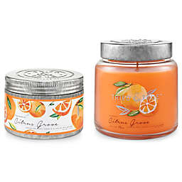 Tried & True™ Citrus Grove Jar and Tin Candle Collection