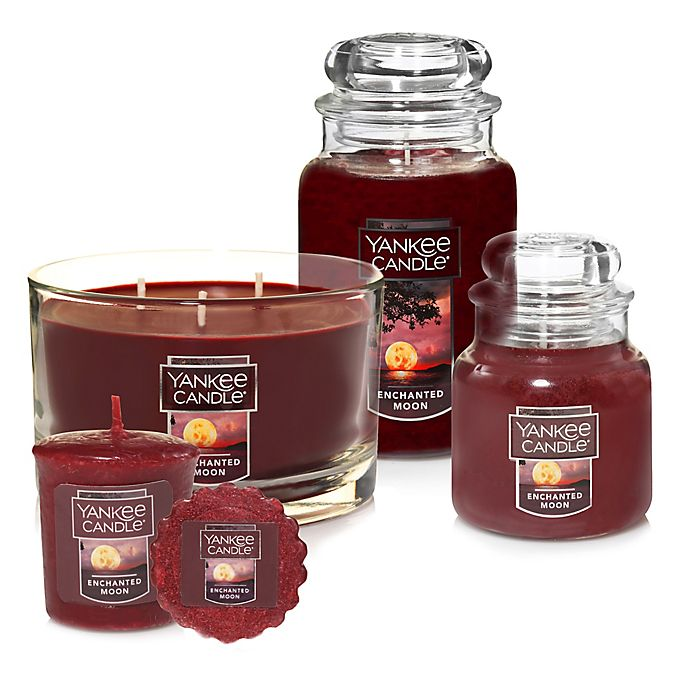 Alternate image 1 for Yankee Candle® Enchanted Moon Candle Collection