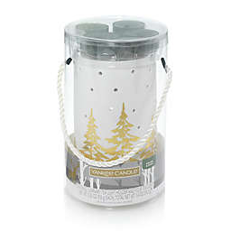 Yankee Candle® Winter Trees Luminary and Tea Light Candles Gift Set