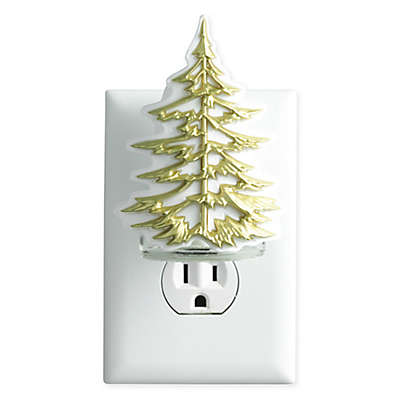 Yankee Candle® ScentPlug™ Holiday Tree Deluxe Base in Gold