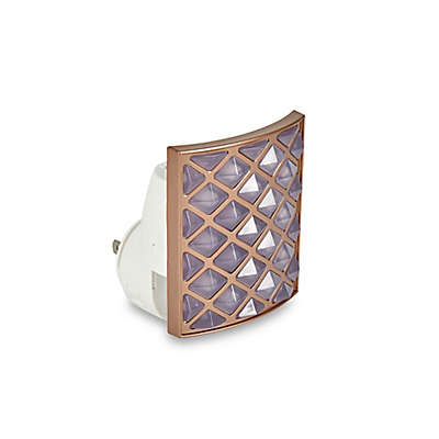 Yankee Candle® Scentplug® Diamond Deluxe Base in Gold