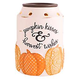 AmbiEscents Pumpkin Wishes Fragrance Wax Warmer