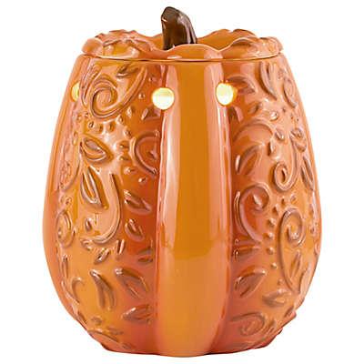 AmbiEscents Swirly Pumpkin Fragrance Wax Warmer
