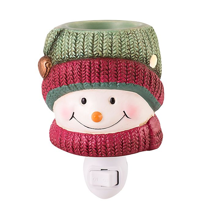 Alternate image 1 for AmbiEscents Bundled Up Plug-In Fragrance Wax Wall Warmer