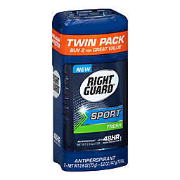 Right Guard® 2-Count Sport Invisible Solid Antiperspirant in Fresh