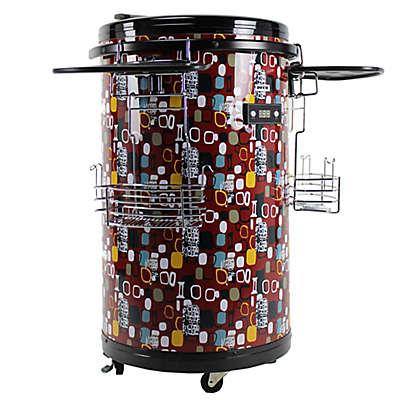 Equator Deco 70-Bottle Single Zone Party Cooler