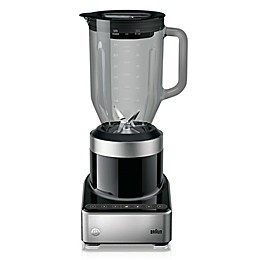 Braun Puremix 56 oz. Stainless Steel Blender