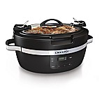Crock-Pot 6 qt. ThermoShield Cook and Carry Slow Cooker