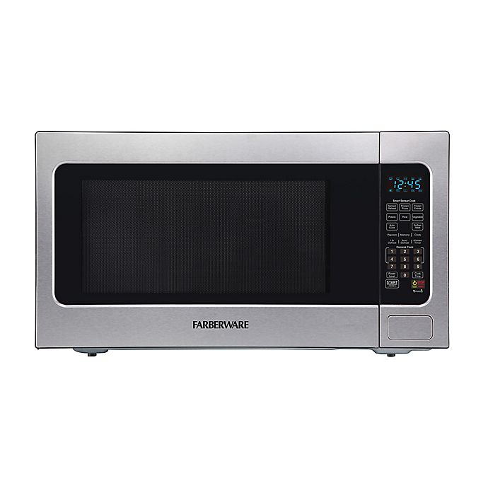 Alternate image 1 for Faberware® Professional 2.2 cu. ft. Microwave Oven with Smart Sensor Cooking