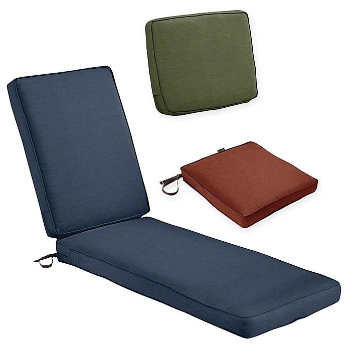 Alternate image 1 for Classic Accessories® Montlake™ Fadesafe Patio Cushion Collection