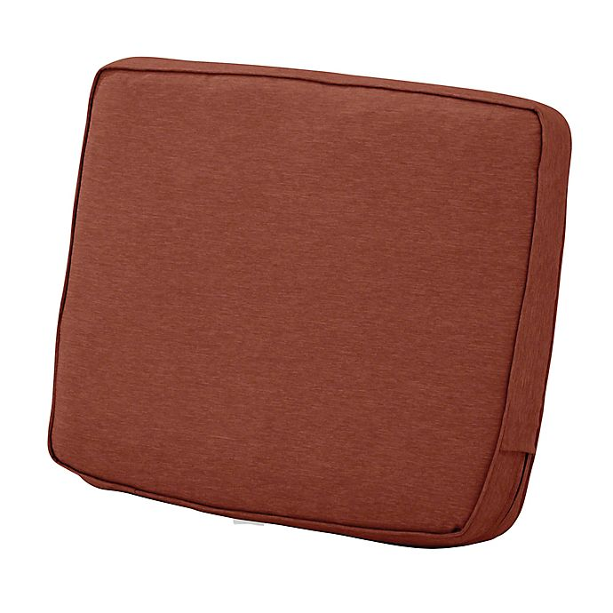 Alternate image 1 for Classic Accessories® Montlake™ Fadesafe Lounge Back Cushion in Red