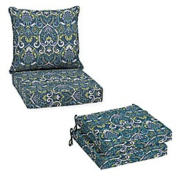 Arden Selections™ Aurora Damask Outdoor Cushion Collection