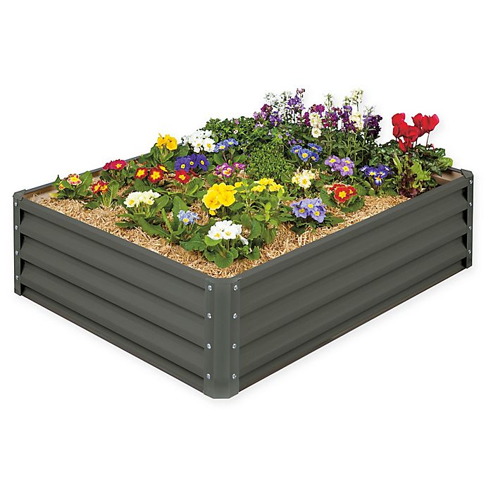 Alternate image 1 for Stratco Raised Garden Bed