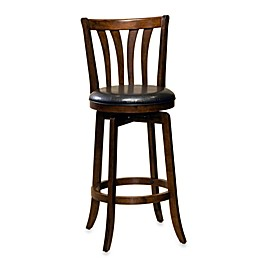 Hillsdale Savana 30-Inch Swivel Bar Stool in Cherry