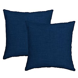 Arden Selections™ Leala Square Outdoor Throw Pillows (Set of 2)
