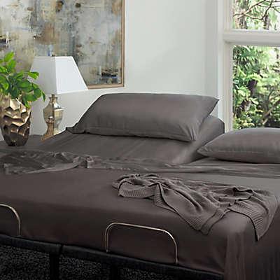 Cariloha® Resort Viscose Made from Bamboo Split King Sheet Set