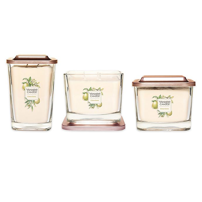 Alternate image 1 for Yankee Candle® Elevation   Citrus Grove Candle Collection