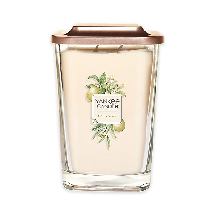 Alternate image 1 for Yankee Candle® Elevation Collection Citrus Grove Large 2-Wick Candle