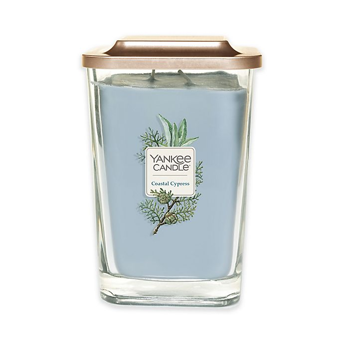 Alternate image 1 for Yankee Candle® Elevation Collection Coastal Cypress Large 2-Wick Candle