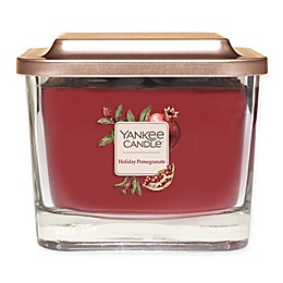 Yankee Candle® Elevation Collection Holiday Pomegranate Medium 3-Wick Candle