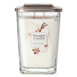 Yankee Candle® Elevation Collection Sweet Frosting Large 2-Wick Candle