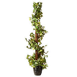 National Tree Company 48-Inch Ivy Spiral Topiary
