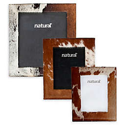 Natural Rugs Durango Cowhide Picture Frame
