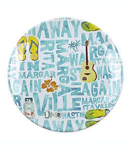 Plato para ensalada Margaritaville® Icon