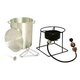 King Kooker® 29-Quart Portable Propane Outdoor Turkey Fryer