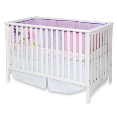 Child Craft London 3 In 1 Euro Style Convertible Crib In