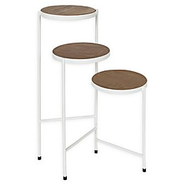 Kate and Laurel Fields Tri-Level Plant Stand